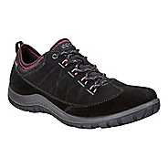 Womens Ecco Aspina Low GTX Casual Shoe - Black 39