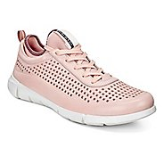 Womens Ecco Intrinsic Sneaker Casual Shoe - Rose/Dust 4.5