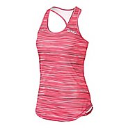 Womens 2XU ICE X Singlet Sleeveless & Tank Technical Tops