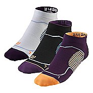 R-Gear Unstoppable Thin Low Cut 3 pack Socks - Let's Jam S