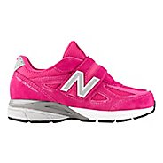 New Balance 990v4 Running Shoe - Pink/Pink 12C