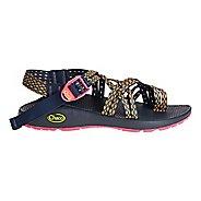 Womens Chaco ZX2 Classic Sandals Shoe - Crest Citrus 5