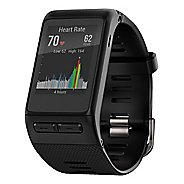 Garmin vivoactive HR GPS Smartwatch Monitors - Black REG