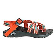 Womens Chaco Z/2 Classic Sandals Shoe - Coral Sunrise 5