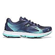 Womens Ryka Devotion Plus 2 Walking Shoes - Blue/Teal 6.5