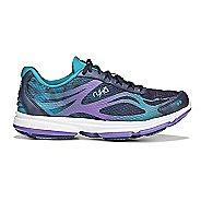 Womens Ryka Devotion Plus 2 Walking Shoes - Black/Purple 7.5