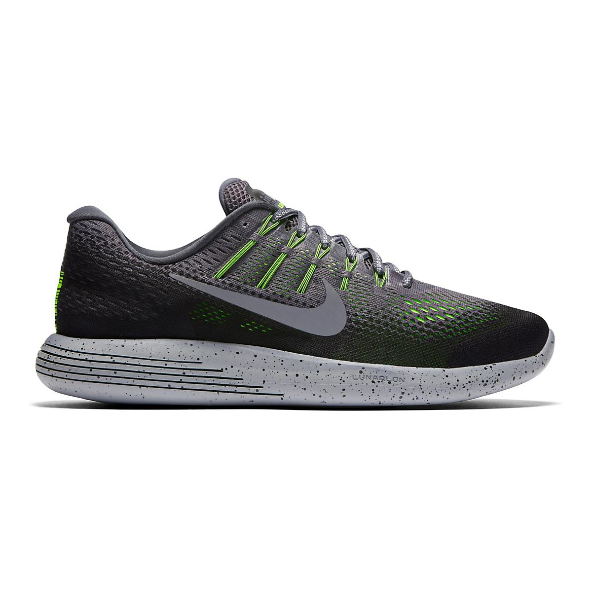 detailed look 9d06d e9fe5 Mens Nike LunarGlide 8 Shield Running Shoe at Road Runner Sports