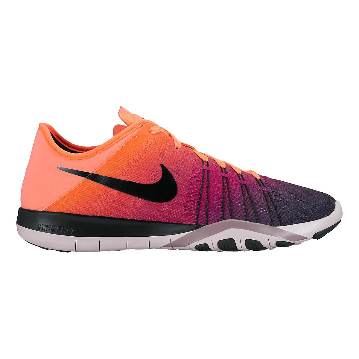 71d5efc3c4bf Womens Nike Free TR 6 Spectrum Cross Training Shoe at Road Runner Sports