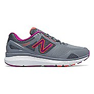 Womens New Balance 1865v1 Walking Shoe - Grey/Silver 6.5