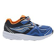 Kids Saucony Baby Ride Running Shoe - Blue/Orange 6.5C