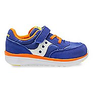 Kids Saucony Baby Jazz Lite Casual Shoe - Blue/Orange 6C