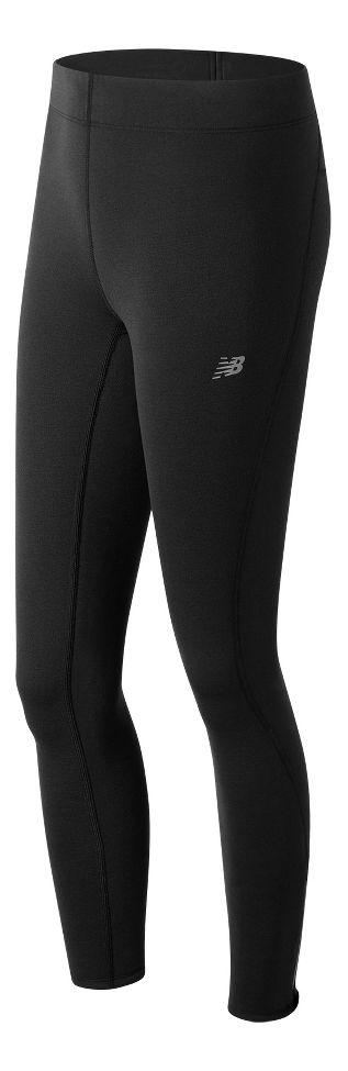 b3f95b6e78525 Womens New Balance Performance Merino Tights & Leggings Pants at Road  Runner Sports