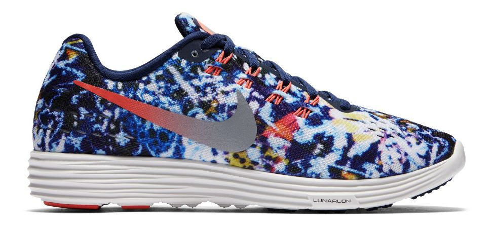 competitive price 3a5d6 b6db1 Womens Nike LunarTempo 2 Jungle Pack Running Shoe at Road Ru