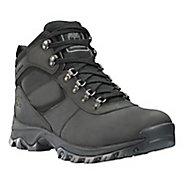 Mens Timberland Mt Maddsen Mid Waterproof Hiking Shoe - Black 13