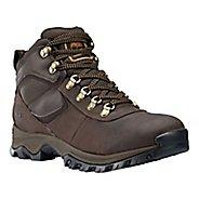 Mens Timberland Mt Maddsen Mid Waterproof Hiking Shoe - Dark Brown 8.5