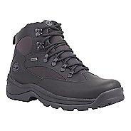 Mens Timberland Chocorua Trail Mid Waterproof Hiking Shoe - Black 12