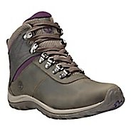 Womens Timberland Norwood Mid Waterproof Hiking Shoe - Pewter 11