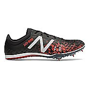 Mens New Balance MD800v5 Track and Field Shoe - Black/Flame 8.5