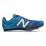 Mens New Balance MD500v5 Track and Field Shoe - Blue/Black 13