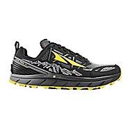 Mens Altra Lone Peak 3 Polartec NeoShell Trail Running Shoe - Grey/Red 14