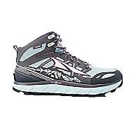 Womens Altra Lone Peak 3 Mid Polartec NeoShell Trail Running Shoe - Blue 9.5