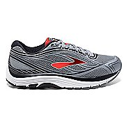 Mens Brooks Dyad 9 Running Shoe - Grey/Blue 12