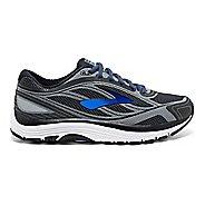 Mens Brooks Dyad 9 Running Shoe - Grey/Blue 13