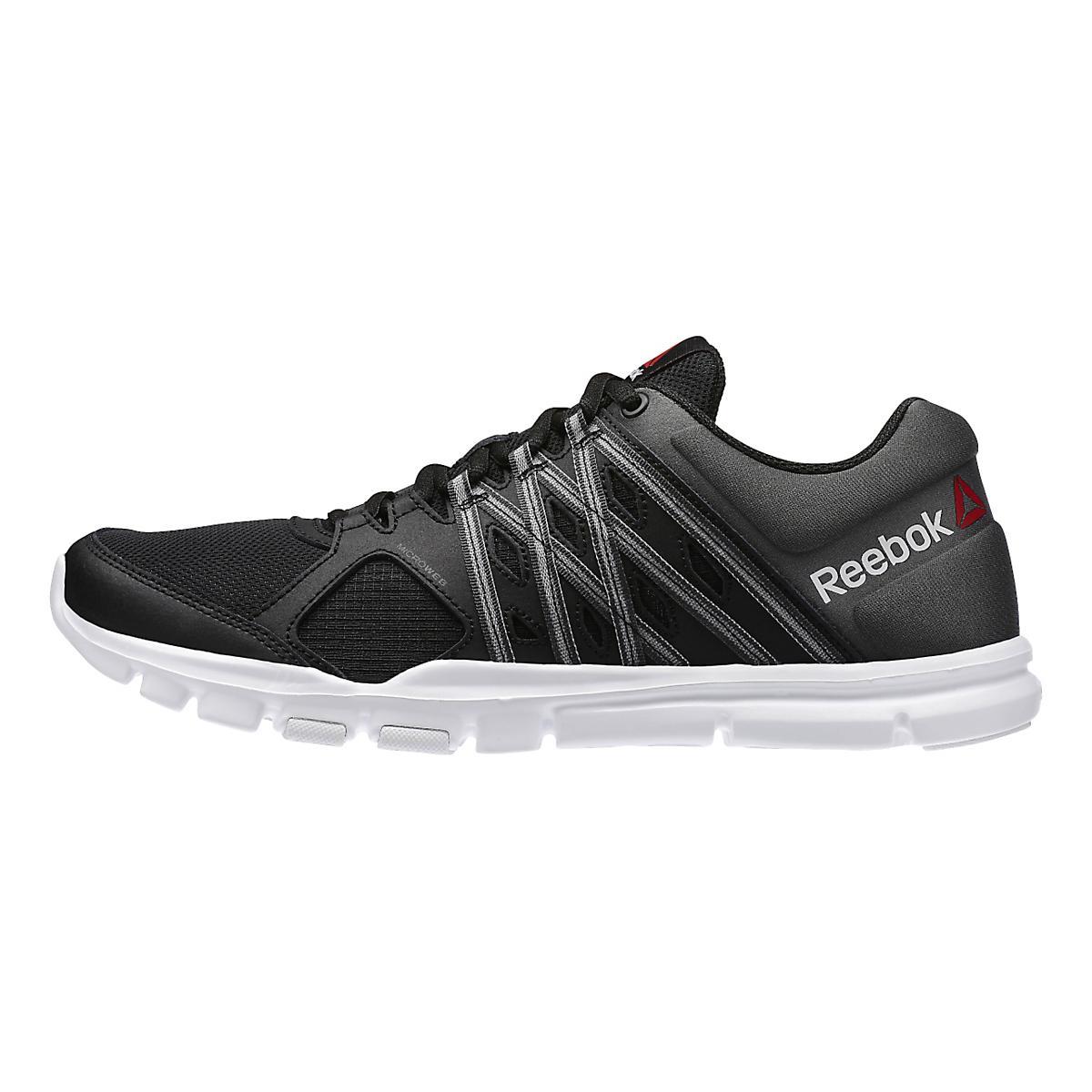 Mens Reebok YourFlex Train 8.0 L MT Cross Training Shoe at Road Runner  Sports 63a87e58c