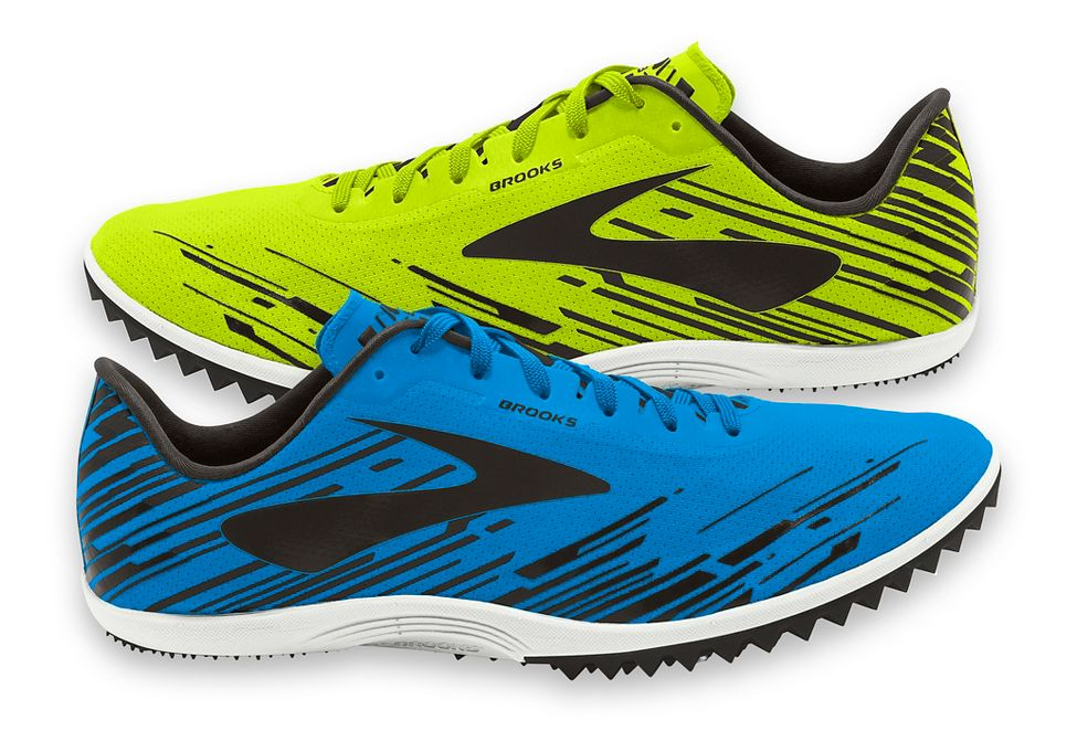 f8b2b28db06e7 Mens Brooks Mach 18 Spikeless Cross Country Shoe at Road Runner Sports