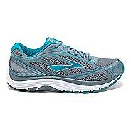 Womens Brooks Dyad 9 Running Shoe - Primer Grey/Capri 7