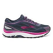 Womens Brooks Dyad 9 Running Shoe - Blue/Pink 8.5