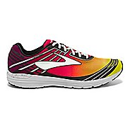 Womens Brooks Asteria Racing Shoe - Purple/Orange 11