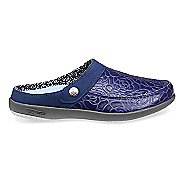 Womens Spenco Alicia Slide Casual Shoe - Navy 7