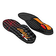Spenco Ironman Train Insoles - Black/Red 2