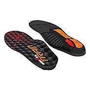 Spenco Ironman Train Insoles - Black/Red 3