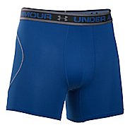 Mens Under Armour ISO Chill 6'' BoxerJock Boxer Brief Underwear Bottoms