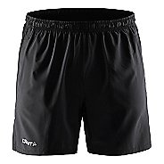 Mens Craft Joy Relaxed 2-in-1 Shorts - Black L