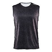 Mens Craft Mind Sleeveless & Tank Technical Tops