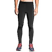 Mens Brooks Go-To Tights and Leggings Pants