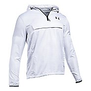 Mens Under Armour SportStyle Anorak Half-Zips & Hoodies Technical Tops