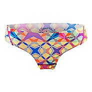 Womens Craft Greatness String Bikini Underwear Bottoms