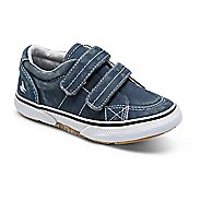 Boys Sperry Halyard H&L Casual Shoe - Navy 10.5C