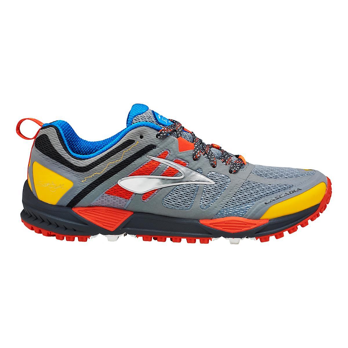 487c1a2e5c2 Mens Brooks Cascadia 2189 Trail Running Shoe at Road Runner Sports