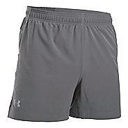 "Mens Under Armour Performance 5"" Unlined Shorts"
