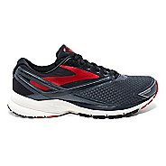 Mens Brooks Launch 4 Running Shoe - Anthracite/Black 10
