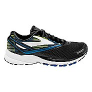 Mens Brooks Launch 4 Running Shoe - Anthracite/Black 11