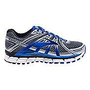 Mens Brooks Adrenaline GTS 17 Running Shoe - Anthracite/Blue 8