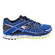Mens Brooks Adrenaline GTS 17 Running Shoe - Blue/Black 8