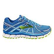 Womens Brooks Adrenaline GTS 17 Running Shoe - Blue 6