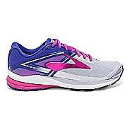 Womens Brooks Ravenna 8 Running Shoe - Silver/Purple 7